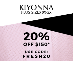 20% off $150 with code FRESH20`