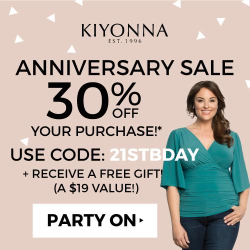 21st Birthday 30% off