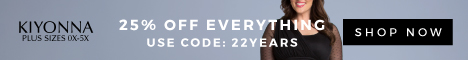 25% Off Everything!   Use Code: 22YEARS