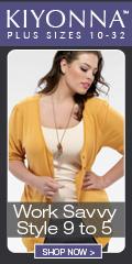 Stylish Plus Size Work Wear