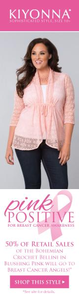 Pink Positive Bohemian Crochet Bellini