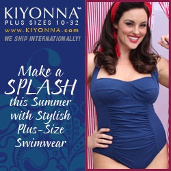 Stylish Plus Size Swimwear