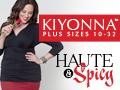 Kiyonna Plus Size Clothes