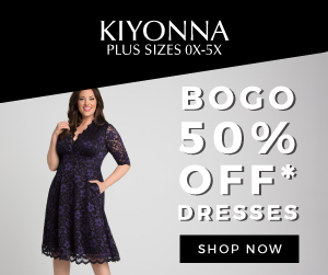 Dress Bogo - Buy 1 get the second 50% off