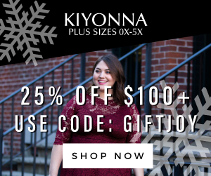 25% OFF $100+. Use Code GIFTJOY at checkout