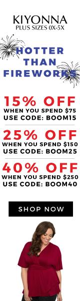 40% Off $250+ | Use code: BOOM40 | Kiyonna