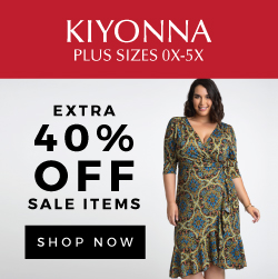 Extra 40% Off Sale. No Code Needed!,Kiyonna, plus size, plus-sizes, plus-size, plus sizes, plus-sized, plus sized, large size, full figured, 0x, 1x, 2x, 3x, 4x, 5x, 10,12,14,16,18, 20, 22, 24, 26, 28, 30, 33