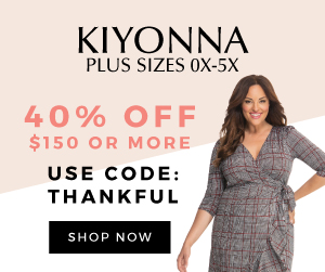 40% OFF $150+ | Use code THANKFUL at checkout.