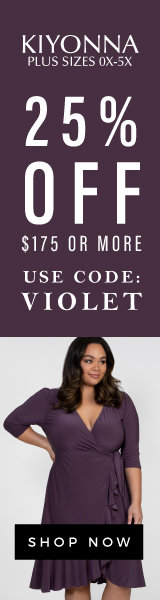 25% Off $175+. Use Code VIOLET at checkout.