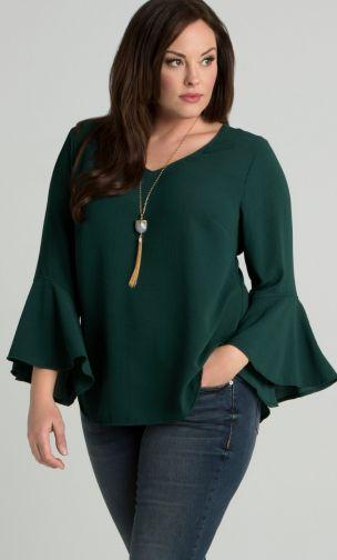 Green Ivy,Spring  Fashions,kiyonna,#kiyonna #plussize #madeintheus