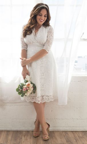 Plussize wedding dress Fashions  #weddingdress #kiyonna- Kiyonna, plus size, plus-sizes, plus-size, plus sizes, plus-sized, plus sized, large size, full figured, 0x, 1x, 2x, 3x, 4x, 5x, 10,12,14,16,18, 20, 22, 24, 26, 28, 30, 33