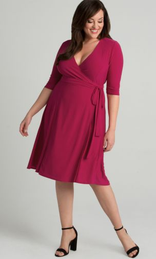Spring Essential,Since 1996, Kiyonna Clothing has been a leader in the plus-size industry and a favorite online destination for curve-flattering styles. Proudly made in the USA