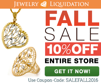 Fall Sale - 10% OFF entire store
