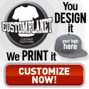 You design it, we print it - Custom t-shirts, hats, and uniforms.