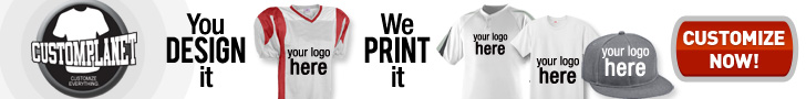 You design it, we print it - Custom t-shirts, hats, and uniforms.