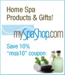 My Spa Shop discount Code