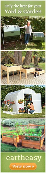 Only the Best for your Yard & Garden - Eartheasy.com