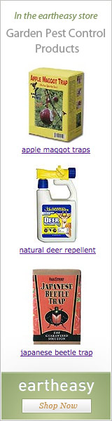 Non-toxic yard and garden pest control products in the Eartheasy.com store