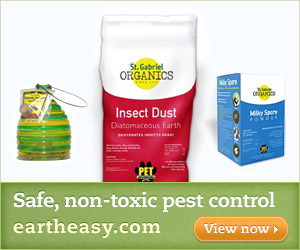 Safe, non-toxic pest control - Eartheasy.com