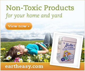 Non-Toxic Products for your home and yard