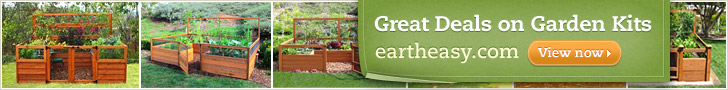 Great Deals on Garden Kits - Eartheasy.com