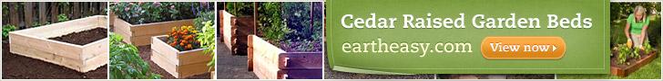 Cedar Raised Garden Beds - Eartheasy.com