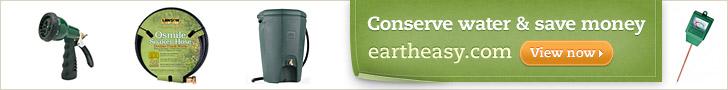 Conserve Water & Save Money - Eartheasy.com