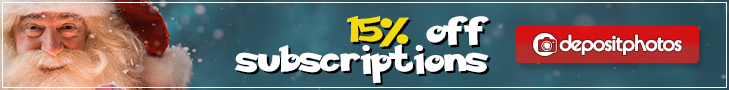DepositPhotos discount codes 15% Off subscriptions at Depositphotos