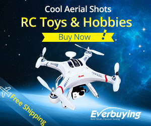 RC Quadcopter_Everbuying