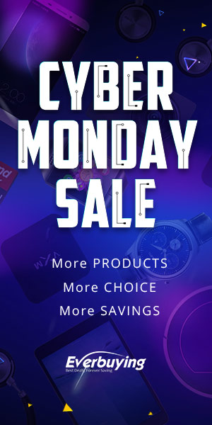 Enjoy limited flash sale for everbuying hot products! Buy combo deal together and save more @Cyber Monday!