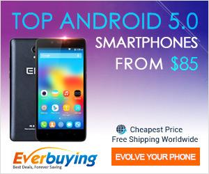 Top Android 5.0 Smartphones