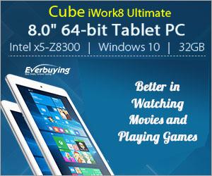 Cube iwork8_Everbuying