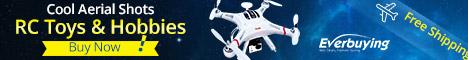 RC Quadcopter_Everbuying