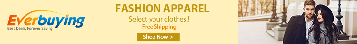Fashion Apparel at Everbuying