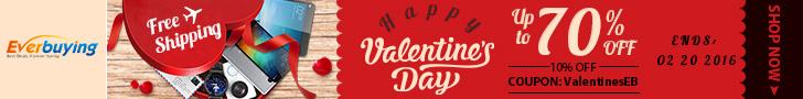 Valentine's Day_Everbuying