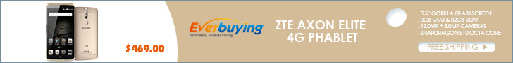 ZTE AXON_Everbuying.net