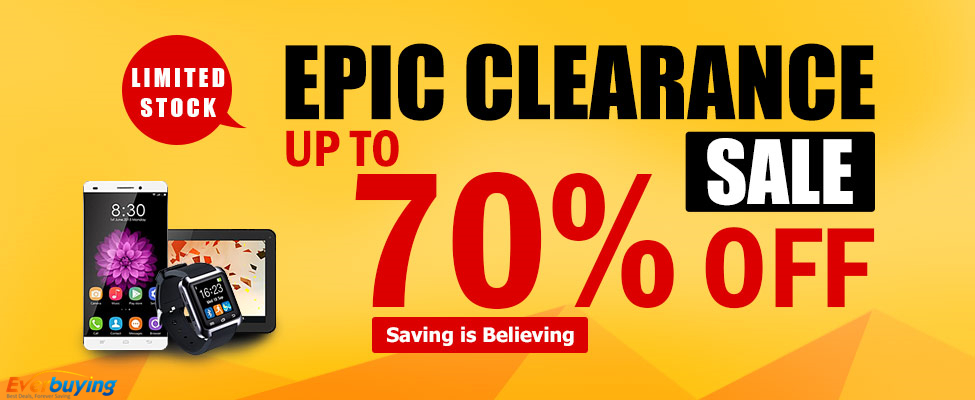 Everbuying Clearance Sale