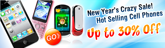 cell phones promotion