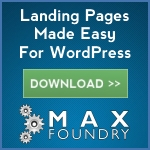 Landing Pages Made Easy for WordPress