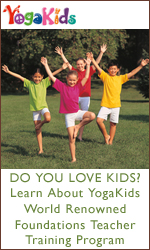 YogaKids Foundations Trainings, Teacher Certification and Workshops