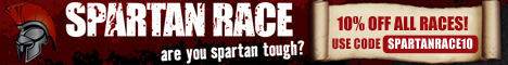 10% Off Registration for All Upcoming Spartan Races