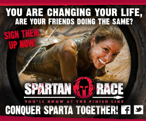 Sign Up your Friends for a Reebok Spartan Race & Conquer Sparta Together!