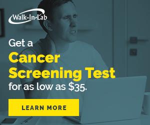 Walk-In Lab Cancer Screening Test