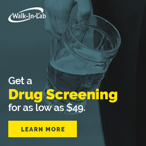 Walk-In Lab Drug Test Screening