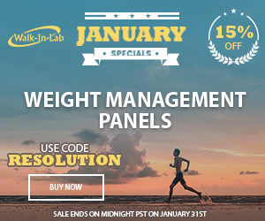 Walk-In Lab: Weight Management Panels