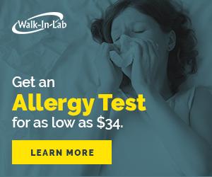 Walk-In Lab Allergy Test