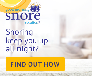 Snoring Keeping You Up All Night? Find Out How
