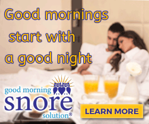 Problems Snoring? Learn More