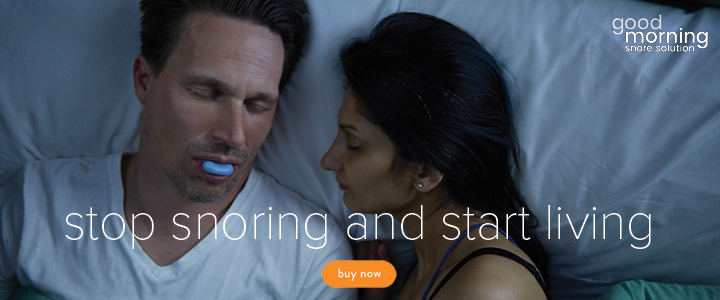 New Way To Stop Snoring