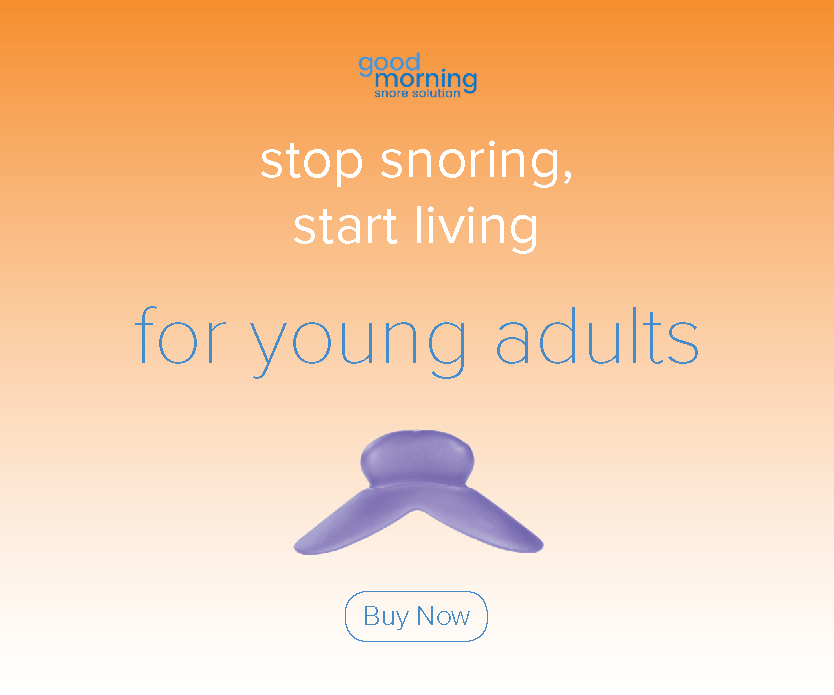 Good Morning Snore Solution Young Adult Mouthpiece  new product along with the coupon code SHOP10 for 10% off.